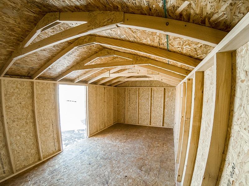 interior economy a frame shed