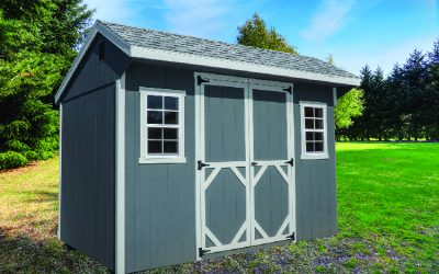 How To Choose The Right Shed Style