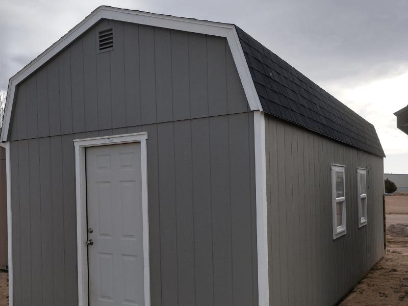 Used Hi Wall Barn