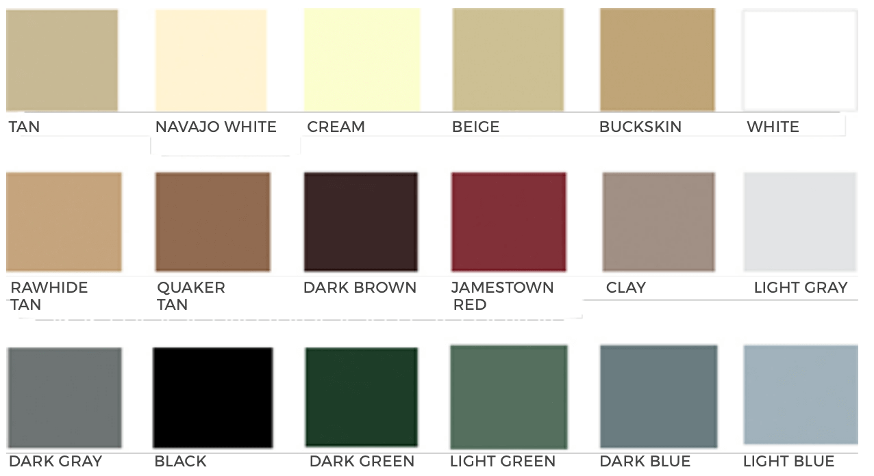 Color Guide Paint Colors