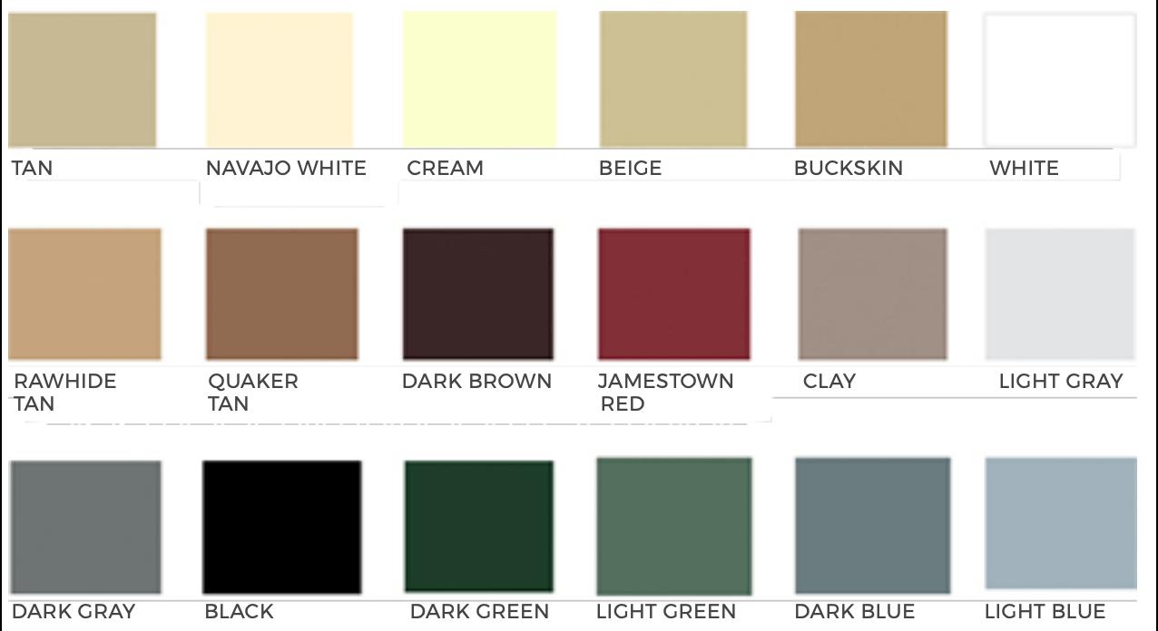 Color Guide Paint Colors