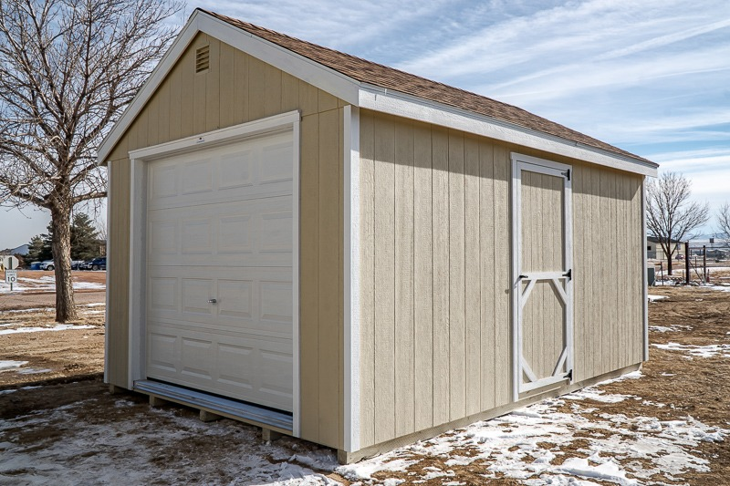 detached garage shed